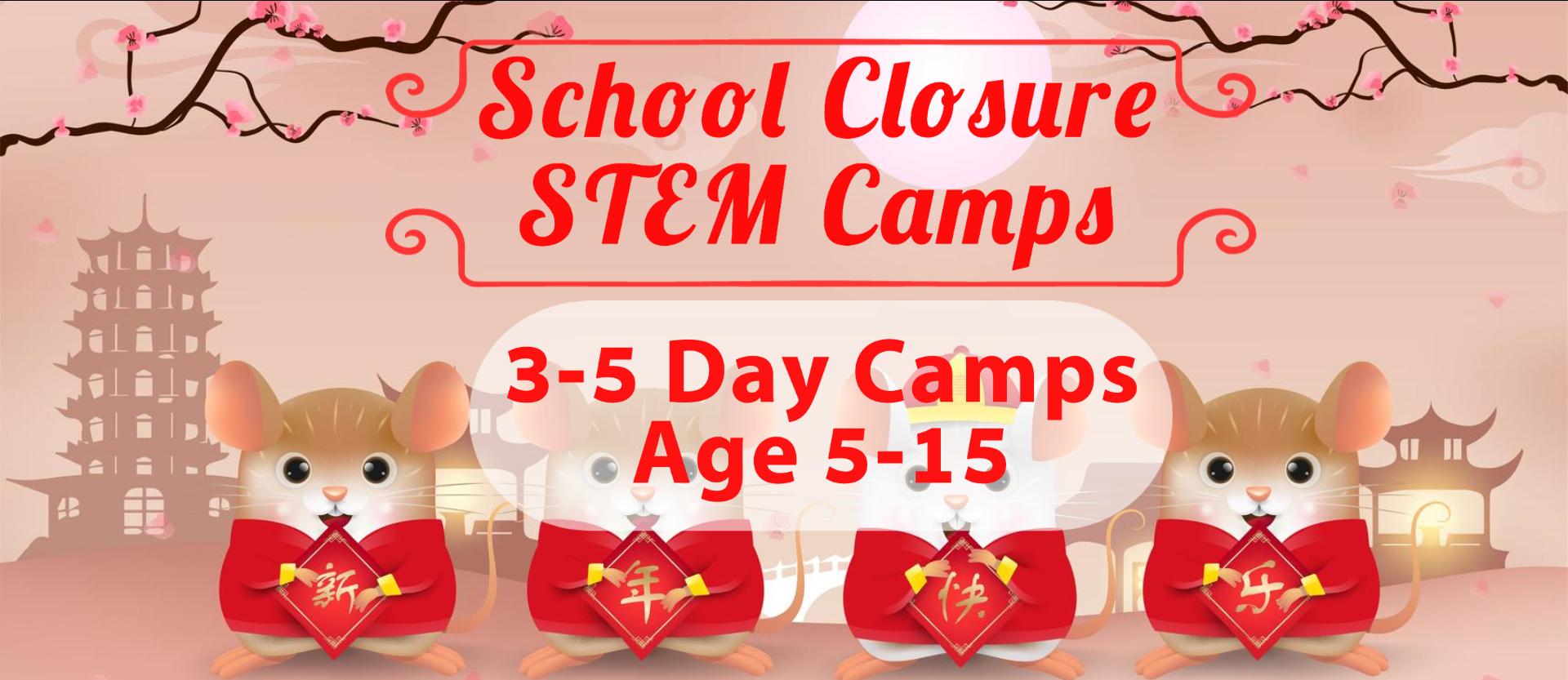 School Closure Private Camp 2020